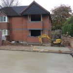 Penkhull - Extention, Swimming Pool and Garage