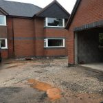 Penkhull Extension and Garage
